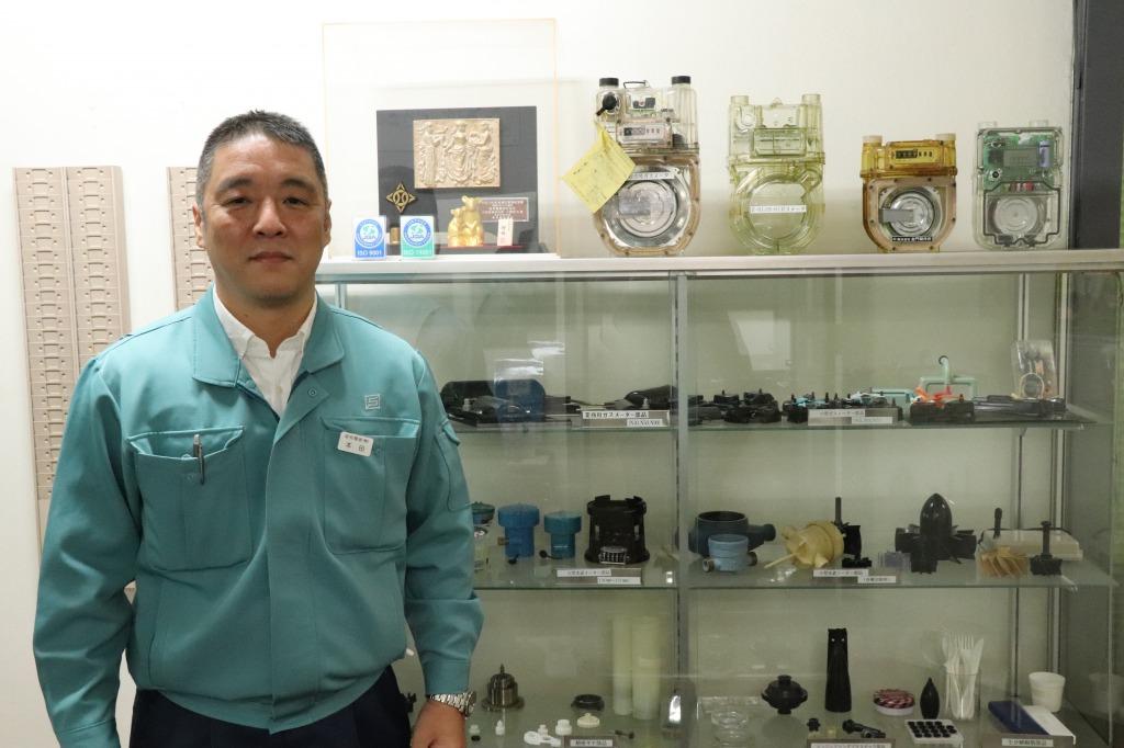 担当の本田敬一郎様