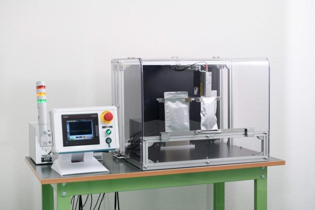 X線センサシステム